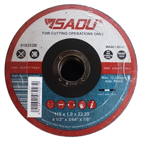 Steel Cutting Disc