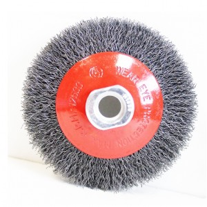Bevel brush 100mm M14x2