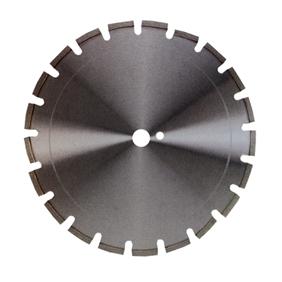 Diamond Disc Premium 400mm cuts asphalt screed