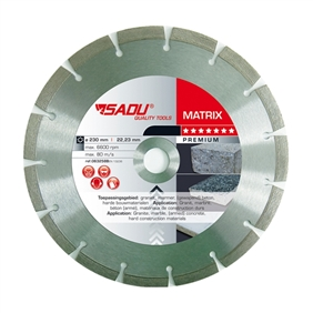 Diamond Disc Professional 230mm general purpose